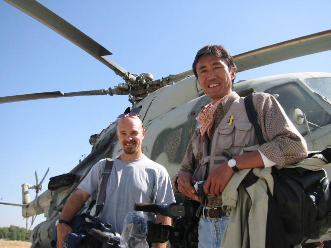 01. Setting out from Tajikistan