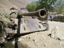 07. Debris from a past war