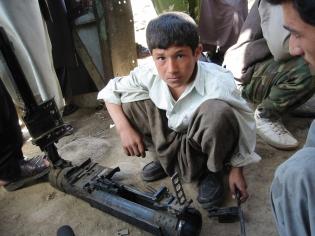 28. Sa'ed the armaments engineer
