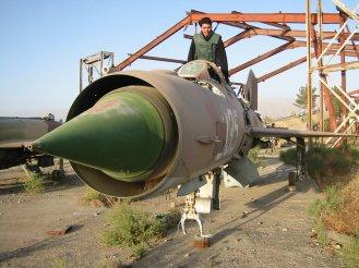 32. Bagram Airbase