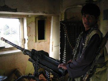 33. Guarding Bagram Airbase